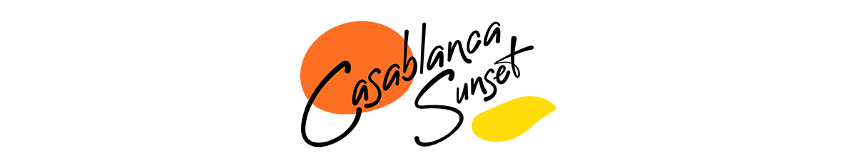 Casablanca Sunset logo